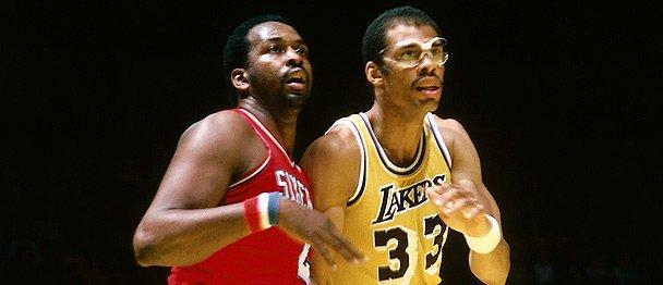 Filadelfia vs LA Lakers 1983