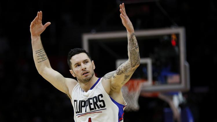 J.J. Redick de Los Angeles Clippers,