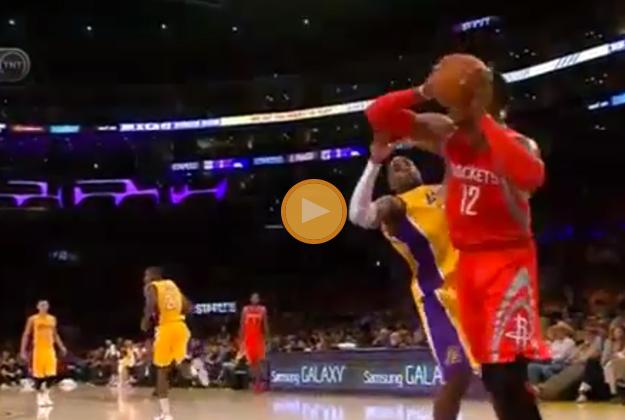 Kobe vs Howard Round 1.