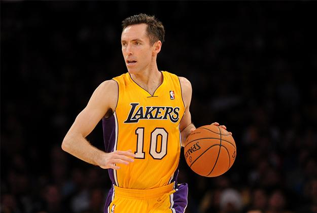 Los Lakers se quedan sin Steve Nash