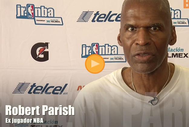 Entrevista con Robert Parish