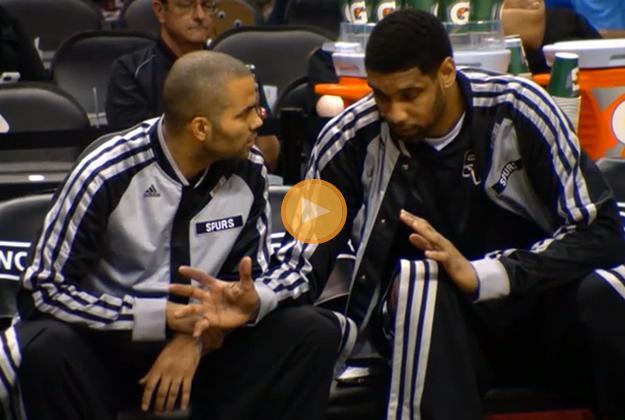 Los spurs vienen con todo para esta temporada 2014 - 2015 de la NBA