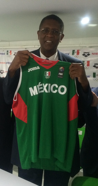 seleccion mexicana de basquetbol se prepara para los Centroamericanos