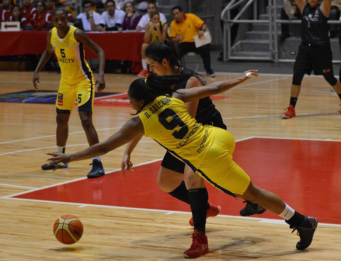 La Selección mexicana de basquetbol Femenil se queda sin Preolímpico.