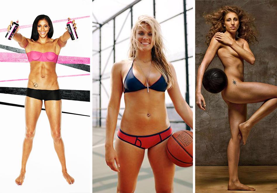 las 10 basquetbolistas más guapas de la historia