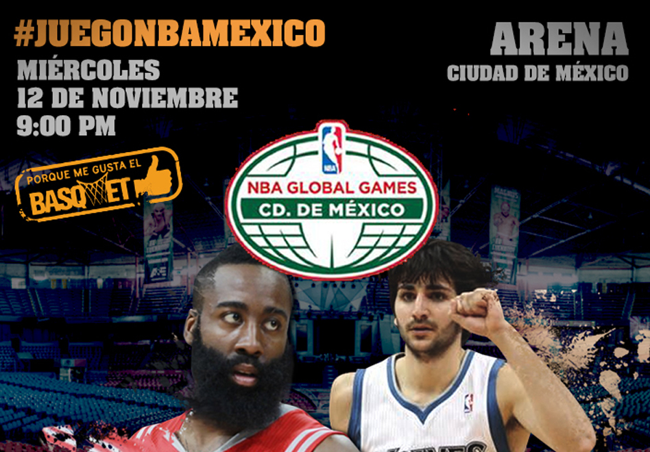 Global Games por Viva Basquet