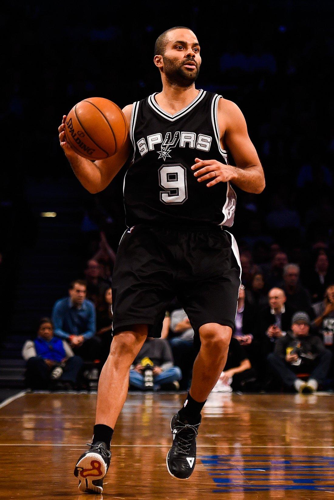 Tony Parker uno de los 10 europeos de época en la NBA en viva basquet
