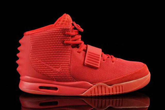 Air Yeezy 2 (Red October)
