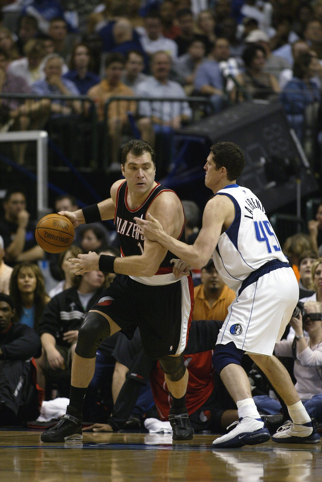 Arvidas Sabonis uno de los 10 europeos de época en la NBA en viva basquet
