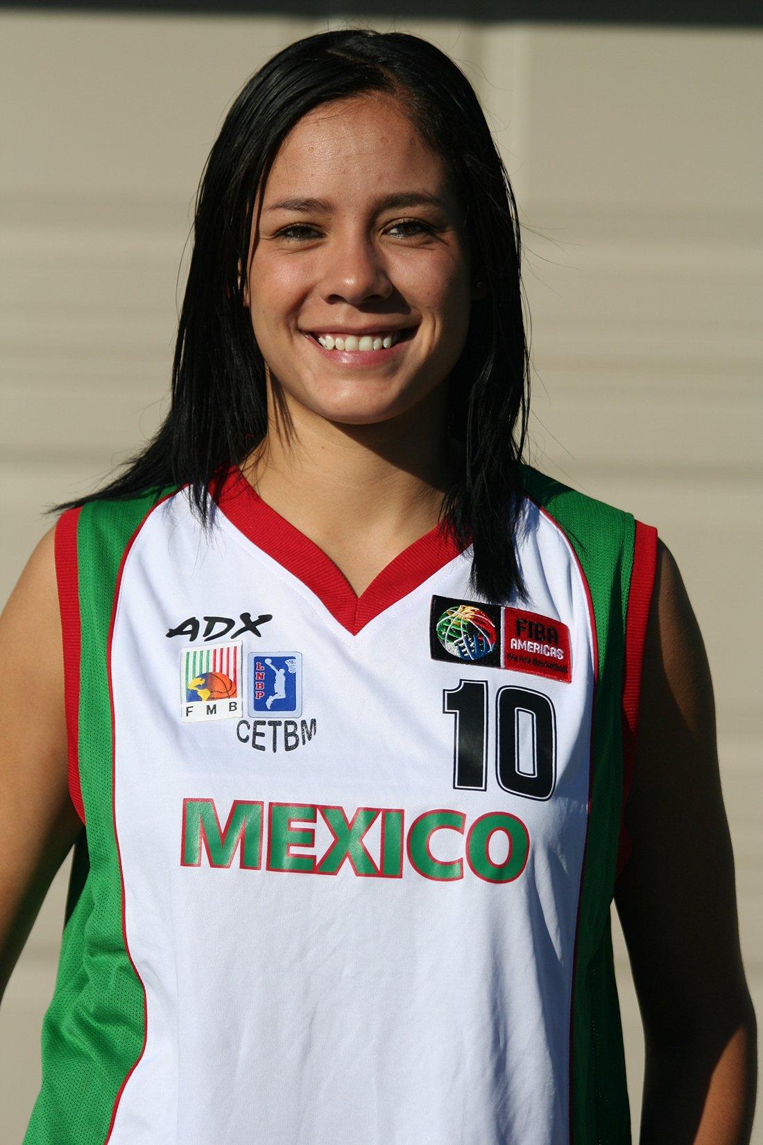 Nubia García, una leyenda del basquetbol femenil mexicano