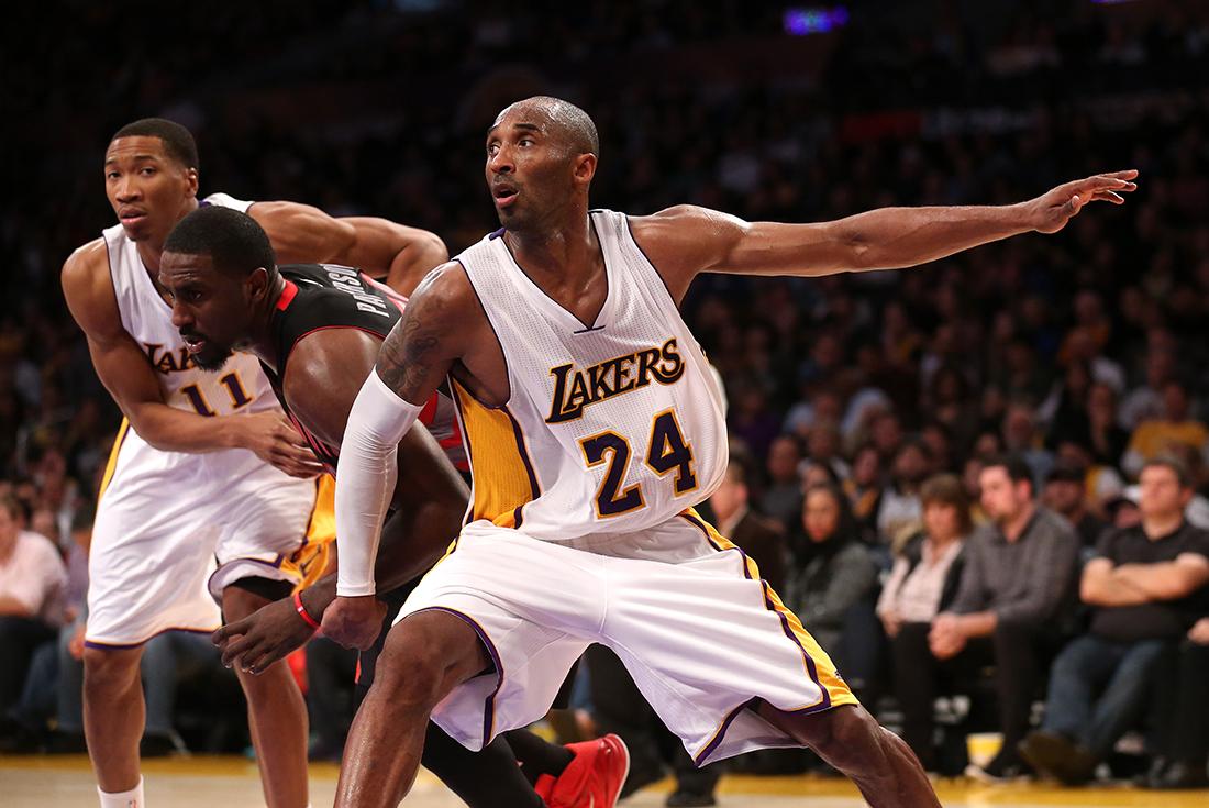 Kobe Bryant y su nuevo récord en la NBA.
