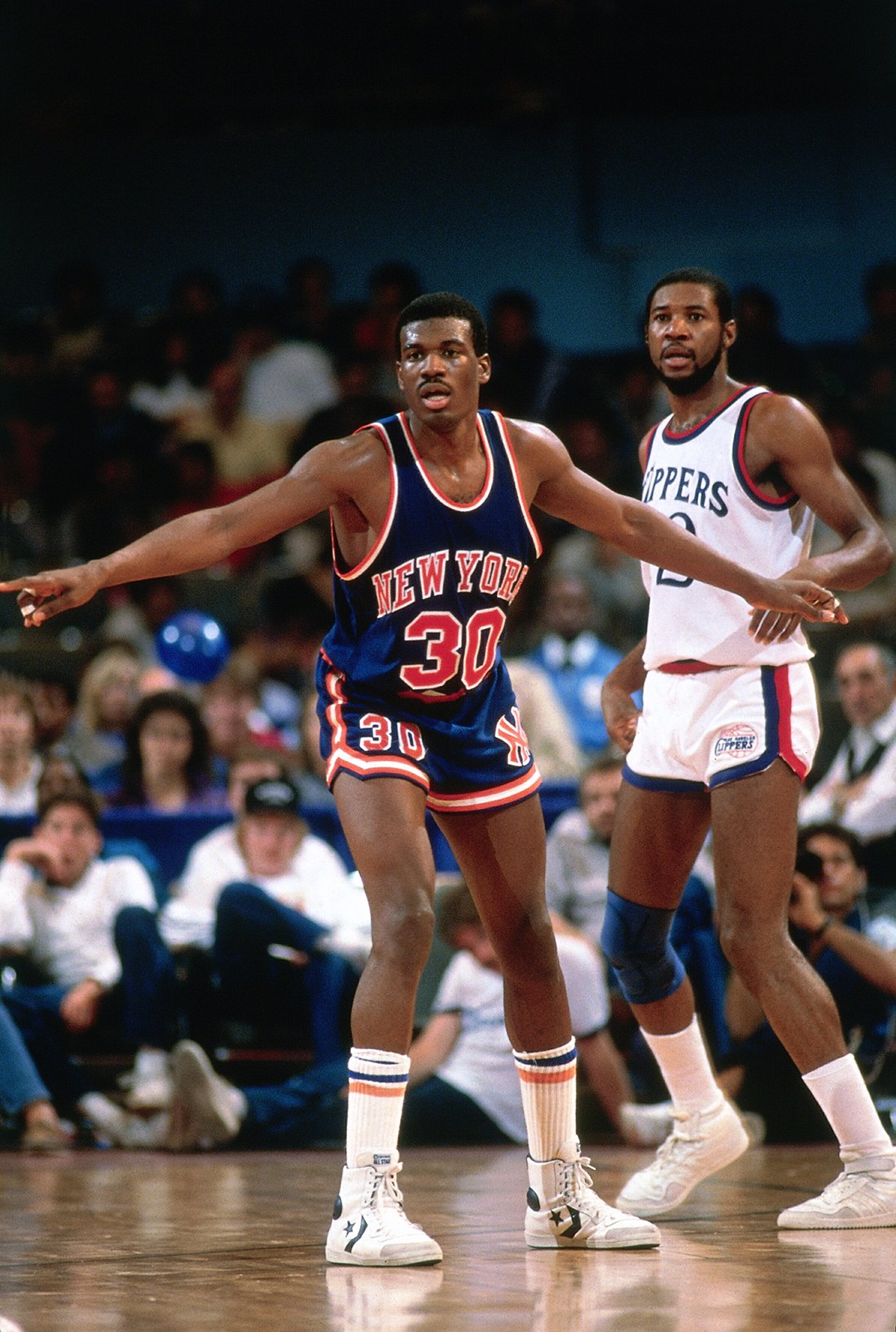 Bernard King Copyright 1984 NBAE (Photo by Ron Koch/NBAE via Getty Images)