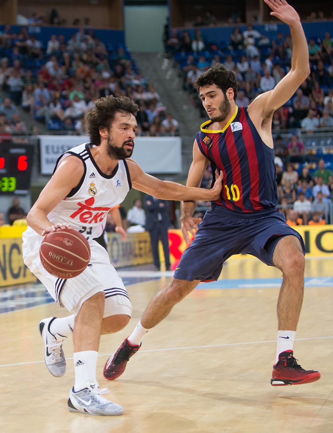 Barcelona y Real Madrid duelo por el orgullo en Liga Endesa en viva basquet /viva basket
