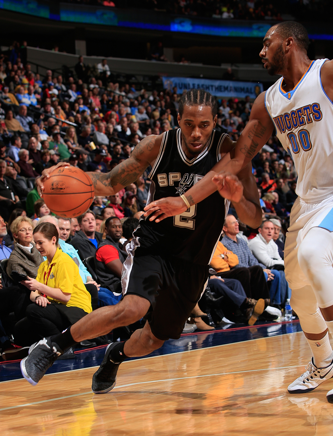 Los Spurs sin Kawhi Leornard en viva basquet