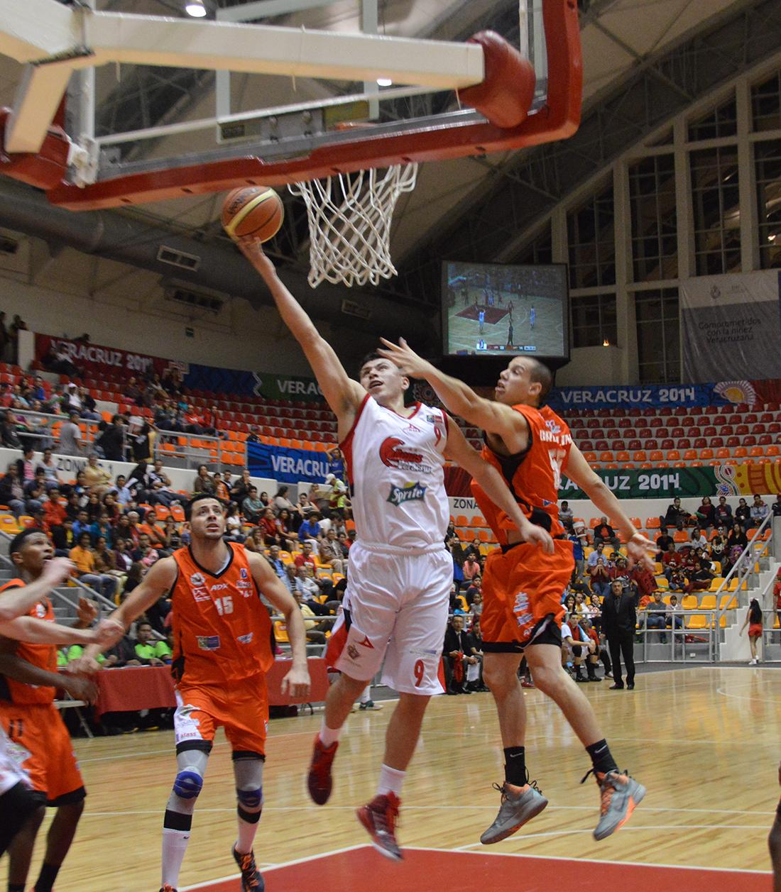 12 sin perder para Halcones Rojos en la LNBP en viva basquet