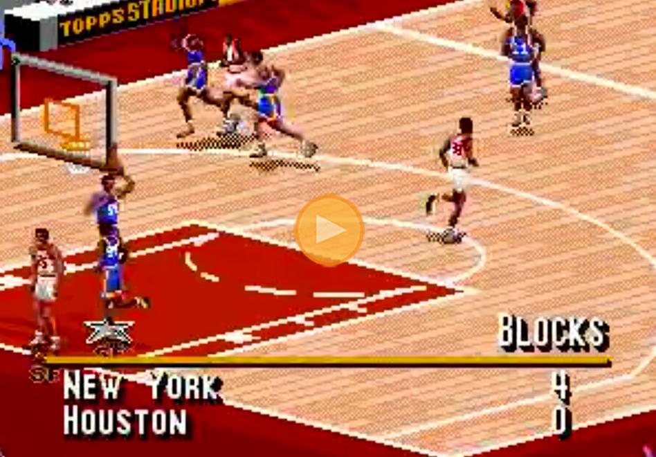 Los 10 mejores videojuegos de basquetbol en la historia en viva basquet