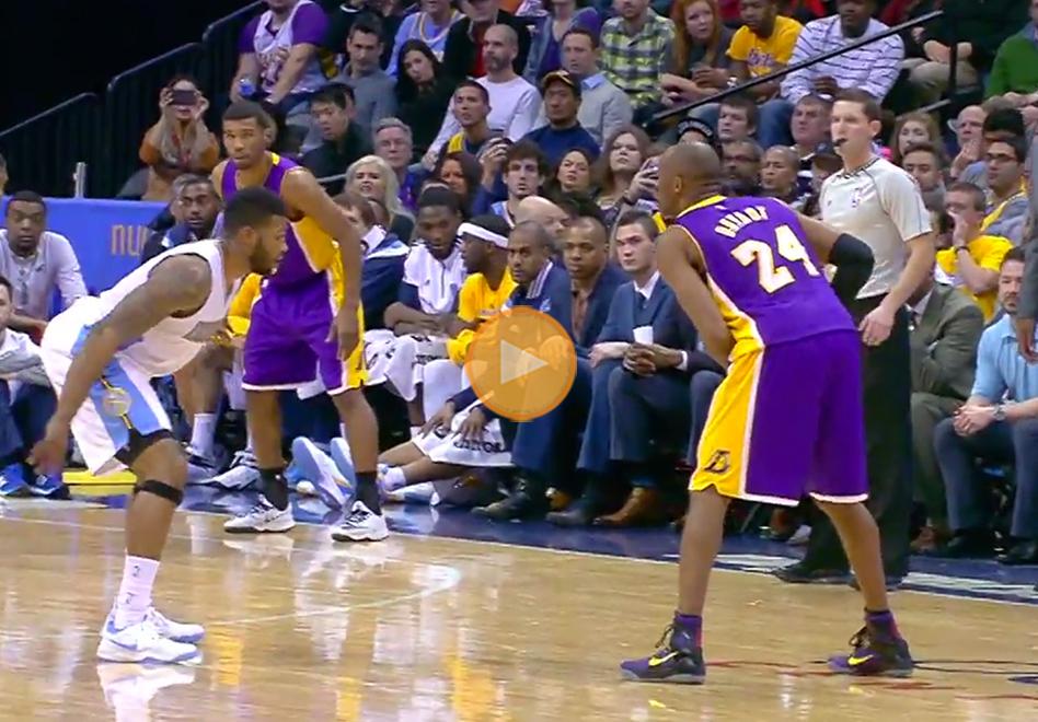 Triple-doble para Kobe Bryant en viva basquet