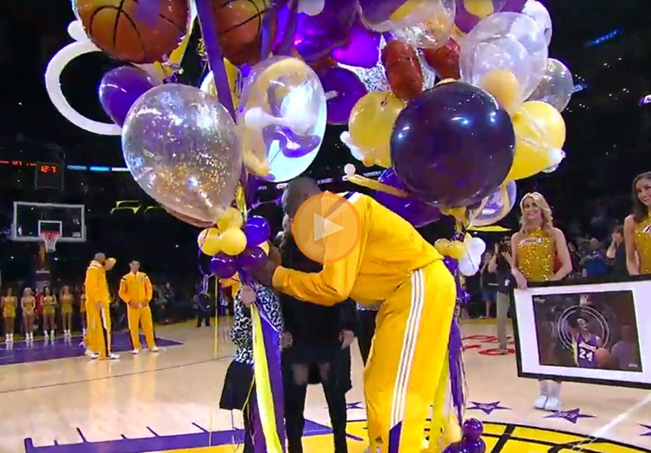 El Thunder arruina el festejo de Kobe Bryant en viva basquet