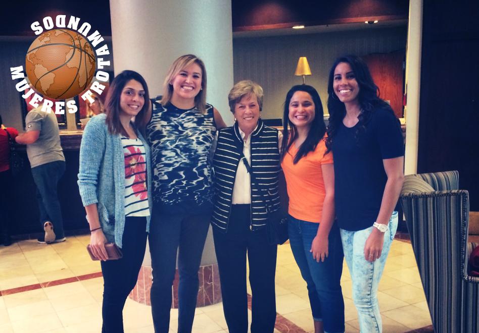 Mujeres Trotamundos: Angela Rodríguez en viva basquet
