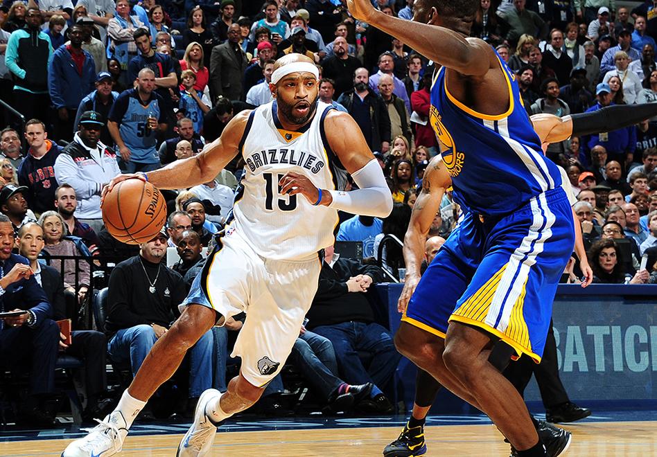 Los Grizzlies frenan la racha de los Warriors por viva basquet