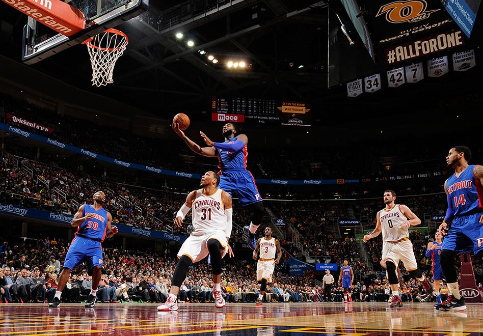 Los Cavs humillados por los Pistons en viva basquet