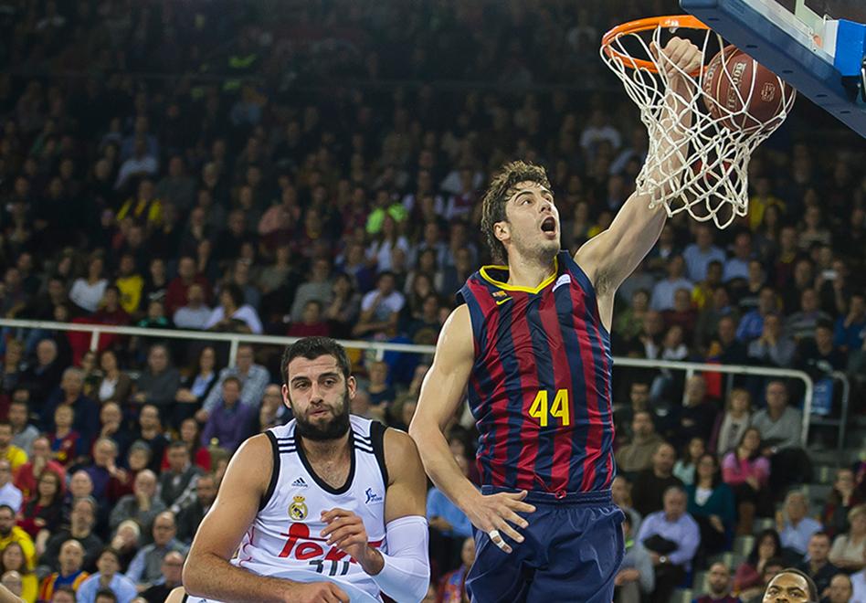El clásico es del Barcelona en viva basquet