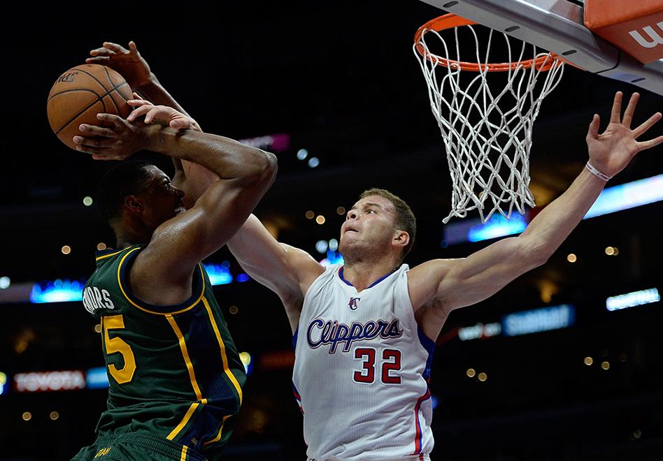 El Jazz es cliente de los Clippers en viva basquet