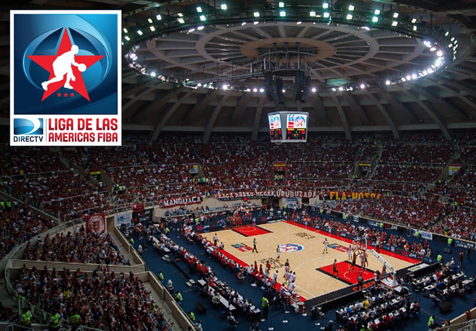 Lista la octava edición de la Liga de las Américas por viva basquet.