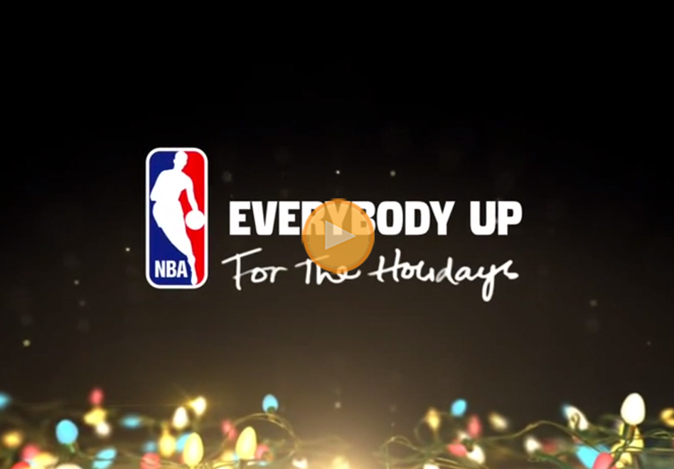 everybody up for the holidays en viva basquet