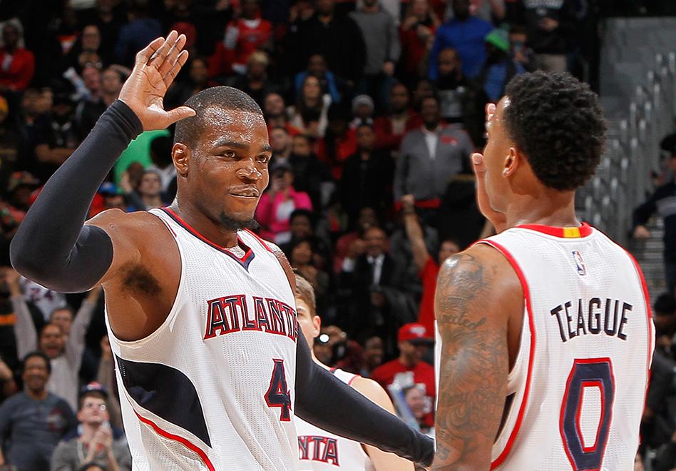 16 y contando para los Hawks por viva basquet