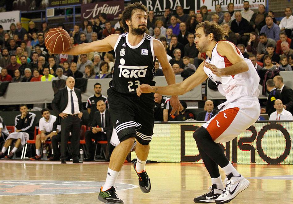 Gustavo Ayón y el Real Madrid cierran con triunfo la primera vuelta en la Liga Endesa por viva basquet