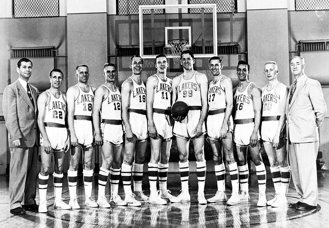 Las 5 dinastías de la NBA por viva basquet