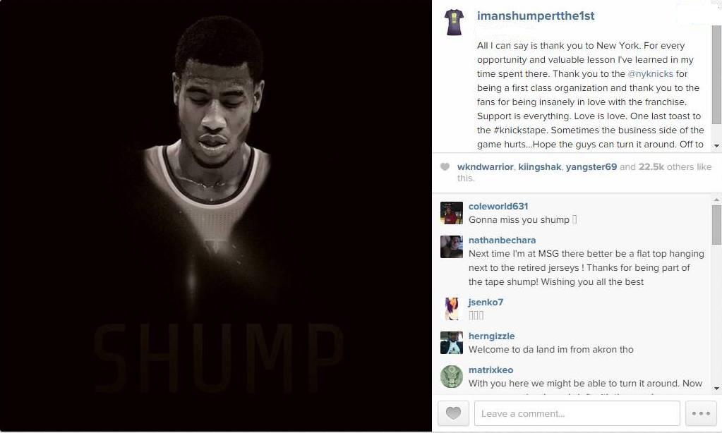 Se despiden de los Knicks por viva basquet
