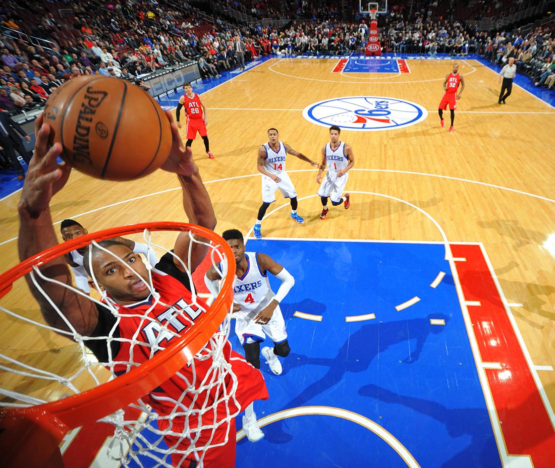 Al Horford consigue su primer triple-doble en la NBA por viva basquet