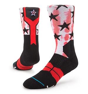 Las calcetas de las estrellas por viva basquet