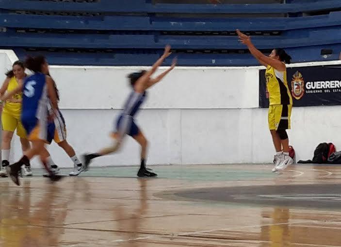 Alejandra Wendy Arellano Reyes por viva basquet