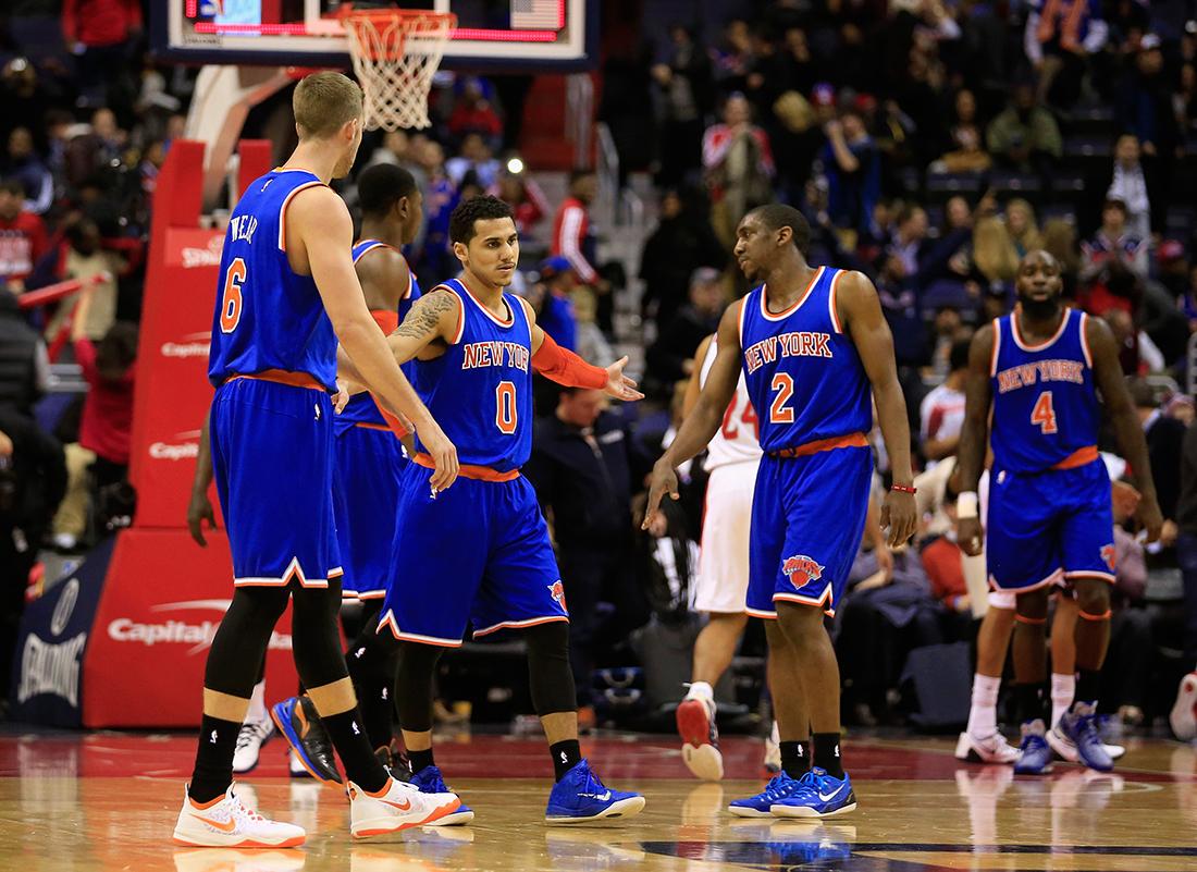 La peor racha en 69 años de historia para los Knicks por viva basquet