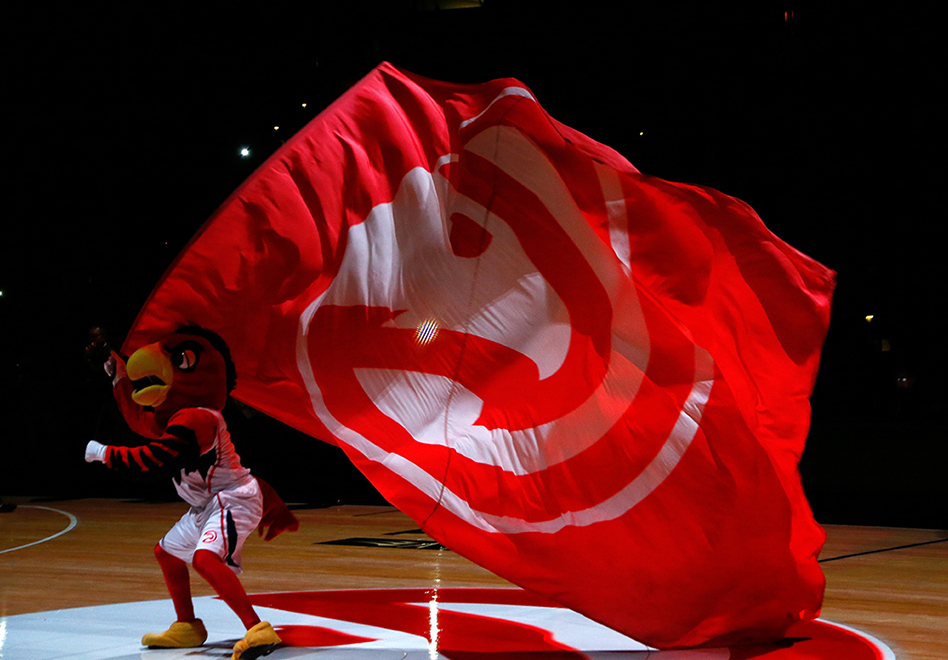 Los Atlanta Hawks en venta por viva basquet