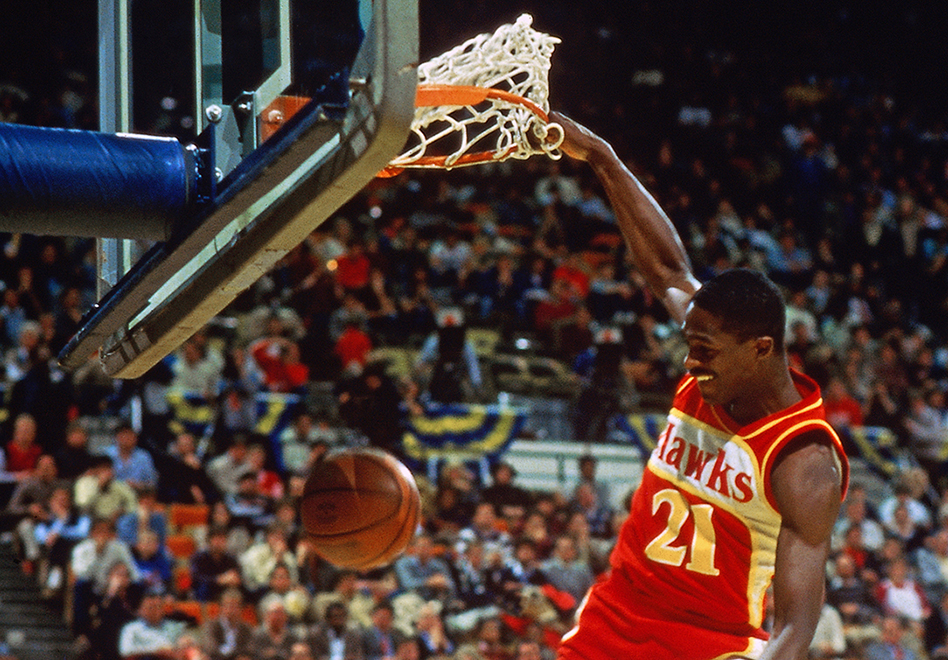 Dominique Wilkins festeja 55 años por viva basquet