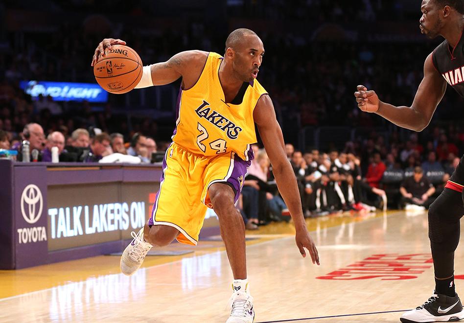 ¿Se quedan sin Kobe?