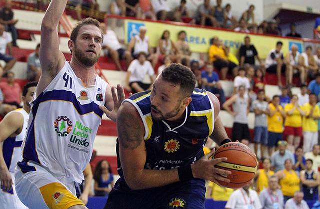 Fuerza Regia eliminado de Liga de las Américas por viva basquet