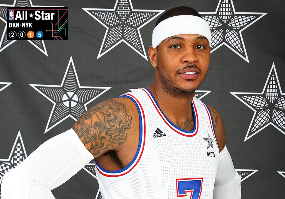 Titulares para el NBA All-Star Game en New York por viva basquet
