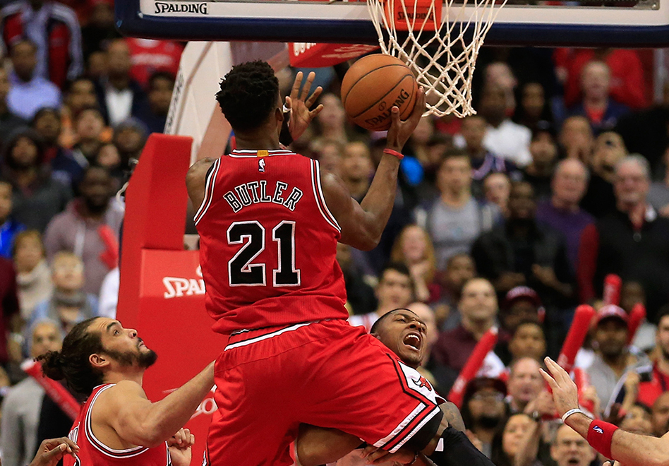 Los Bulls quieren amarrar a Jimmy Butler en viva basquet