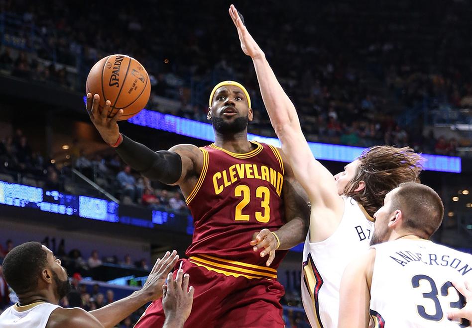 Dos semanas sin LeBron en viva basquet