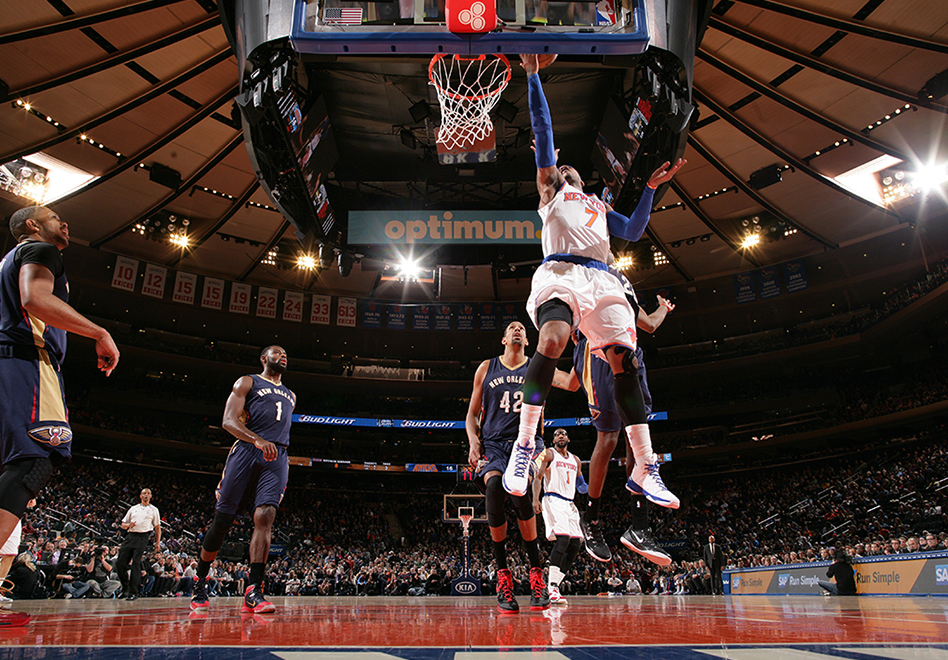 ¡Milagro en Nueva York! Ganaron los Knicks por viva basquet