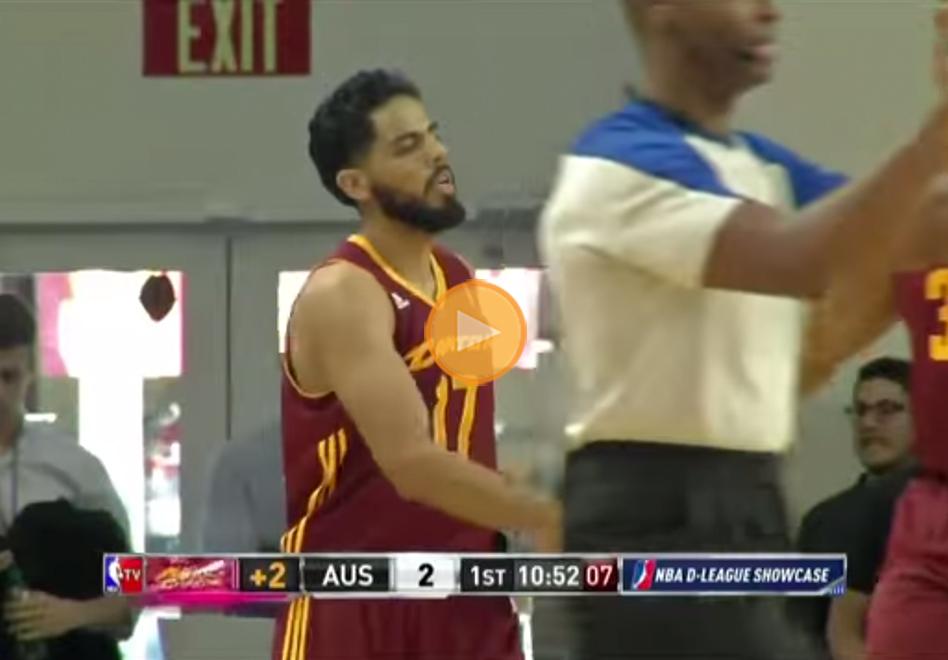 Lo mejor de Jorge Gutiérrez en la D-League por viva basquet