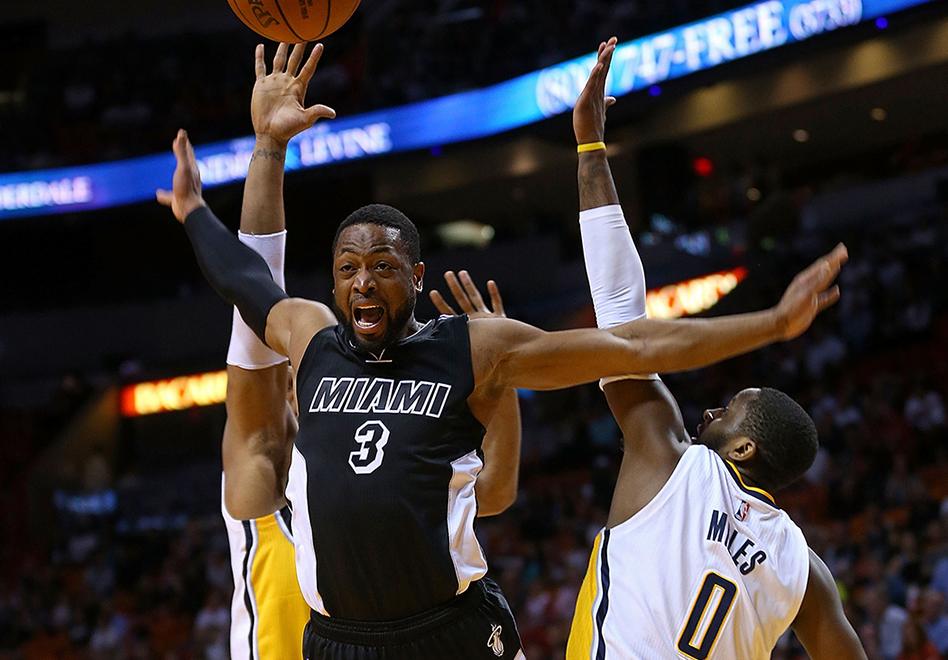 Miami Heat Sufrio el abandono de LeBron James por viva basquet