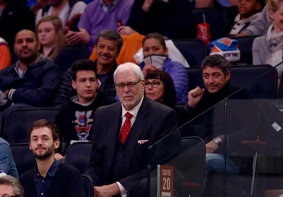 Phil Jackson asume la responsabilidad del mal paso de los Knicks por viva basquet