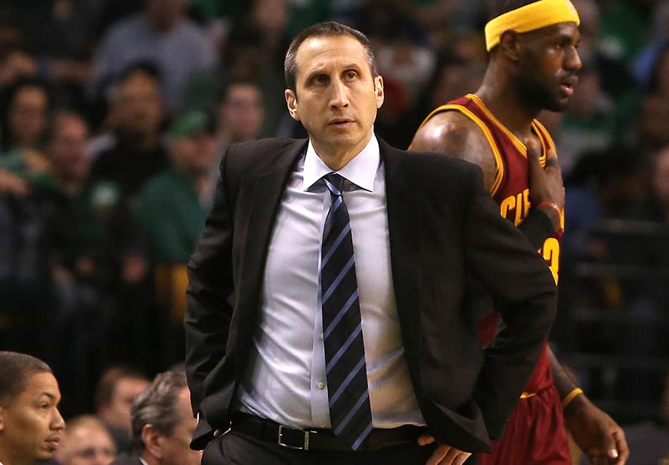 David Blatt tiene su lugar seguro en Cleveland en viva basquet