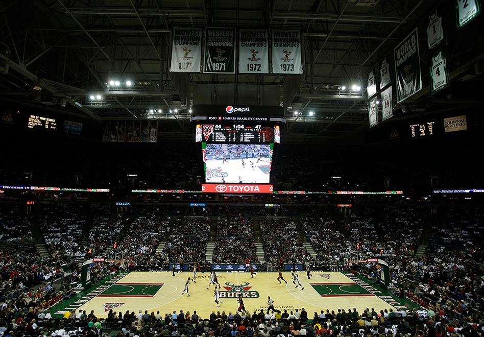 Planean nueva arena para los Bucks por viva basquet